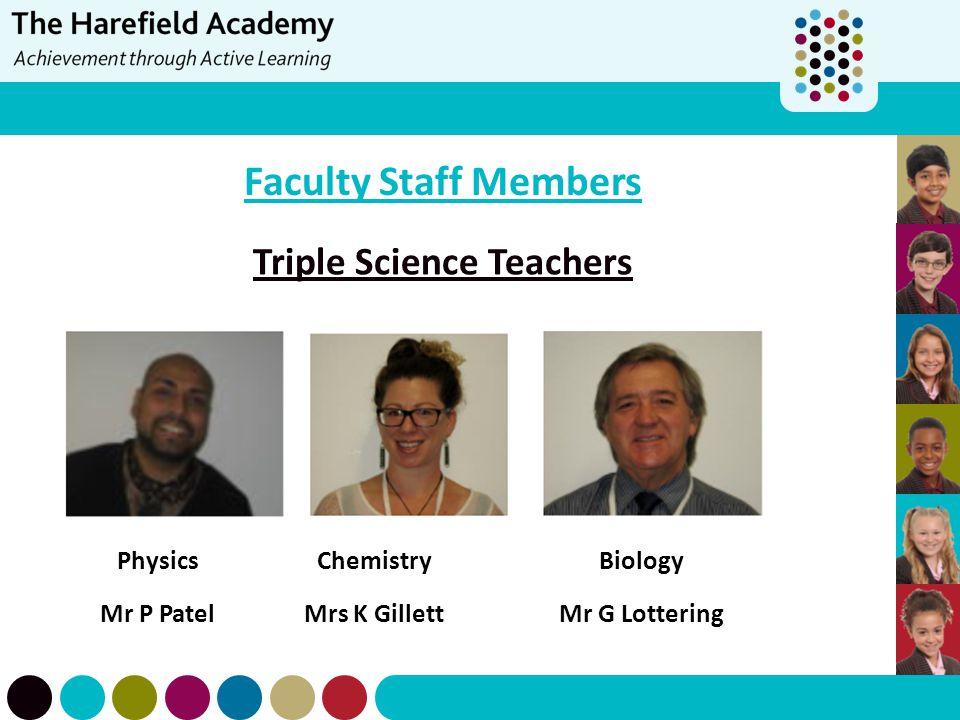 Triple Science Teachers