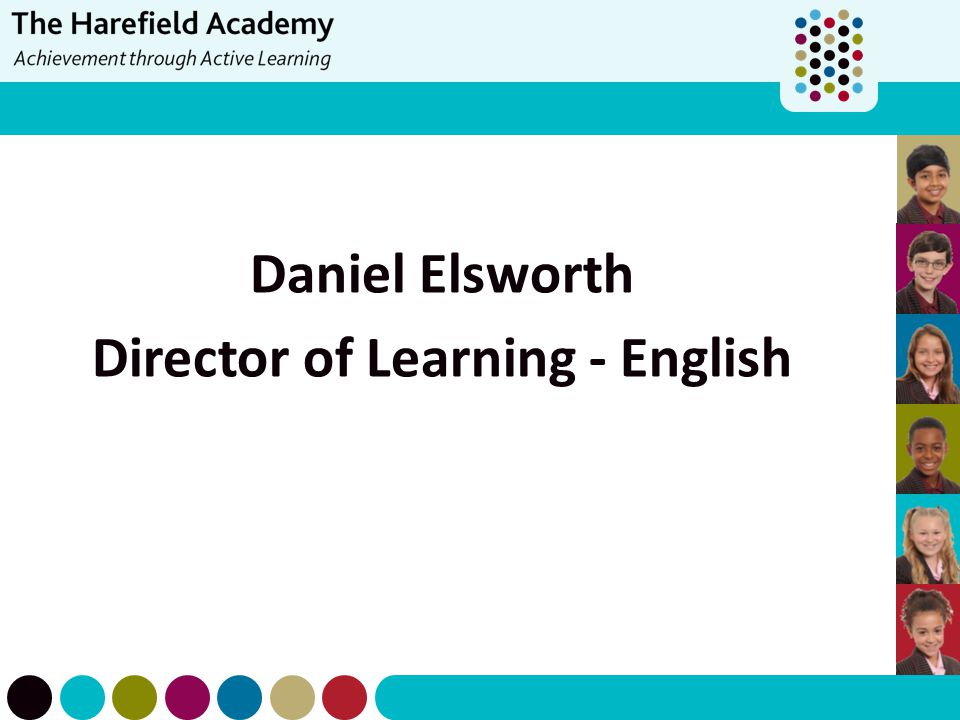 Director of Learning - English
