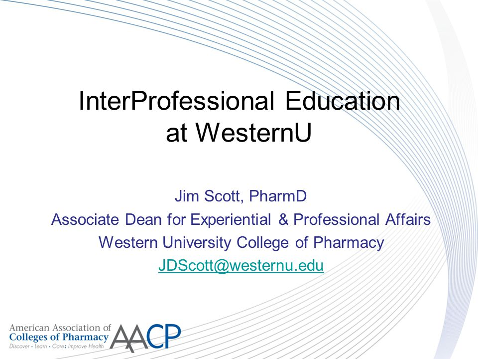 InterProfessional Education at WesternU