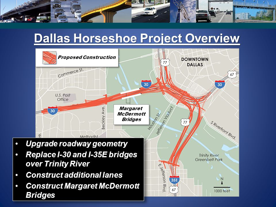Dallas Horseshoe Project Overview