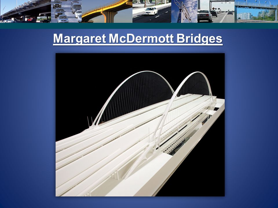 Margaret McDermott Bridges