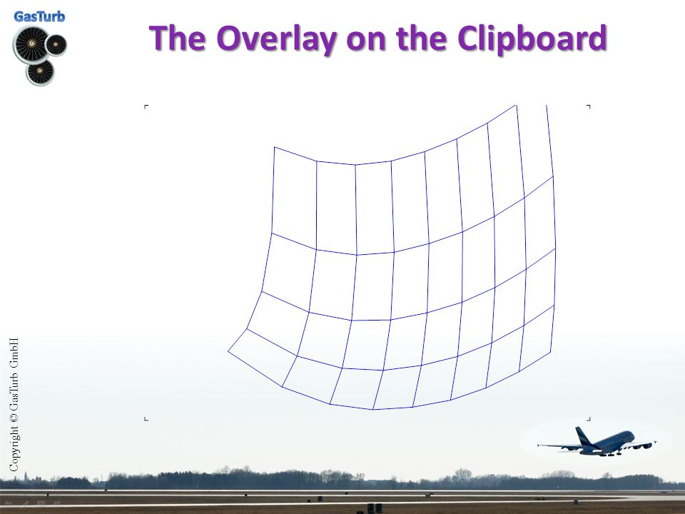 The Overlay on the Clipboard