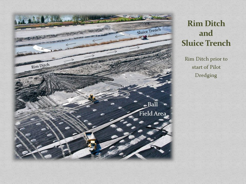 Rim Ditch and Sluice Trench