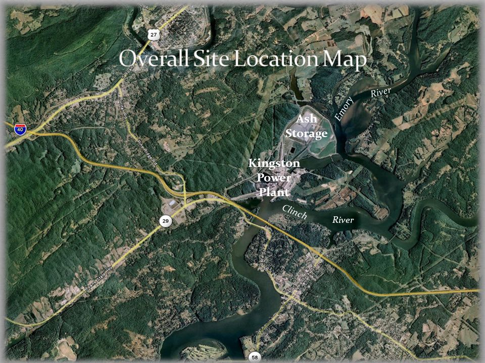 Overall Site Location Map