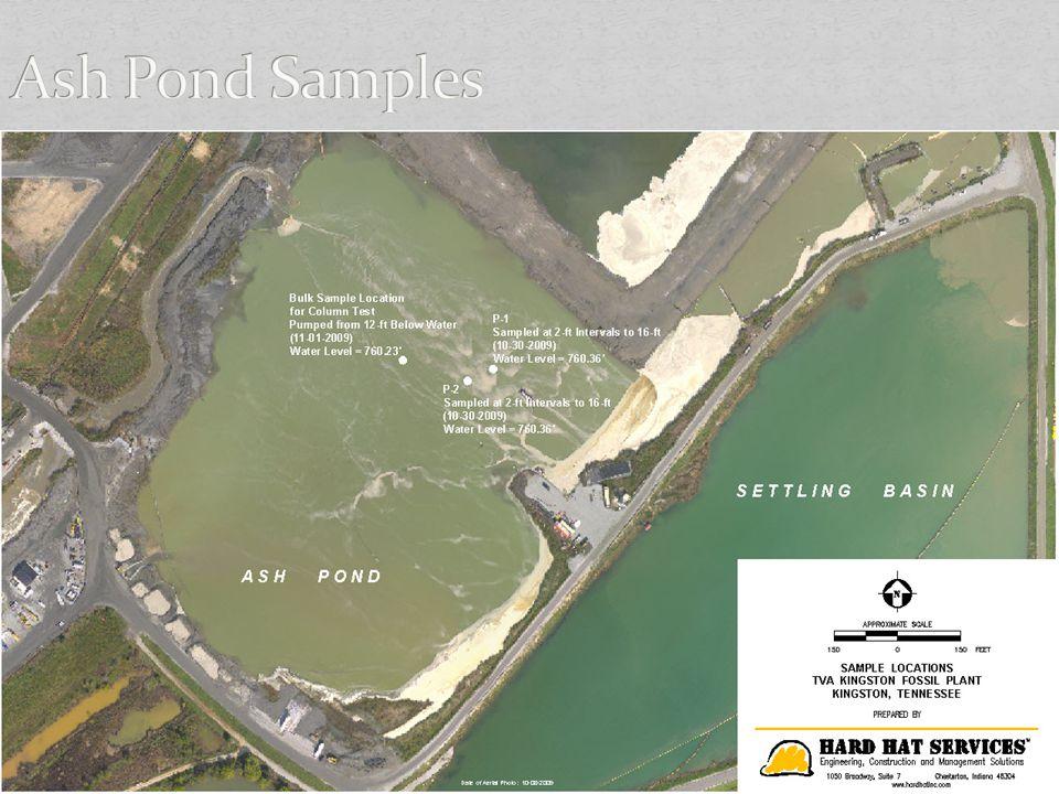 Ash Pond Samples