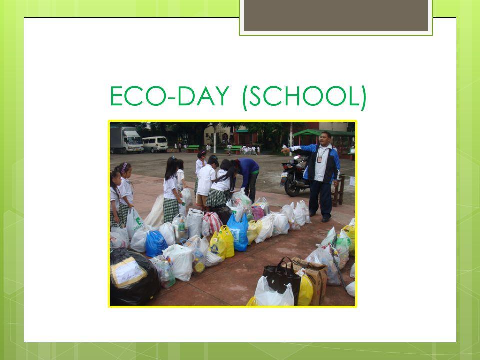 ECO-DAY (SCHOOL)