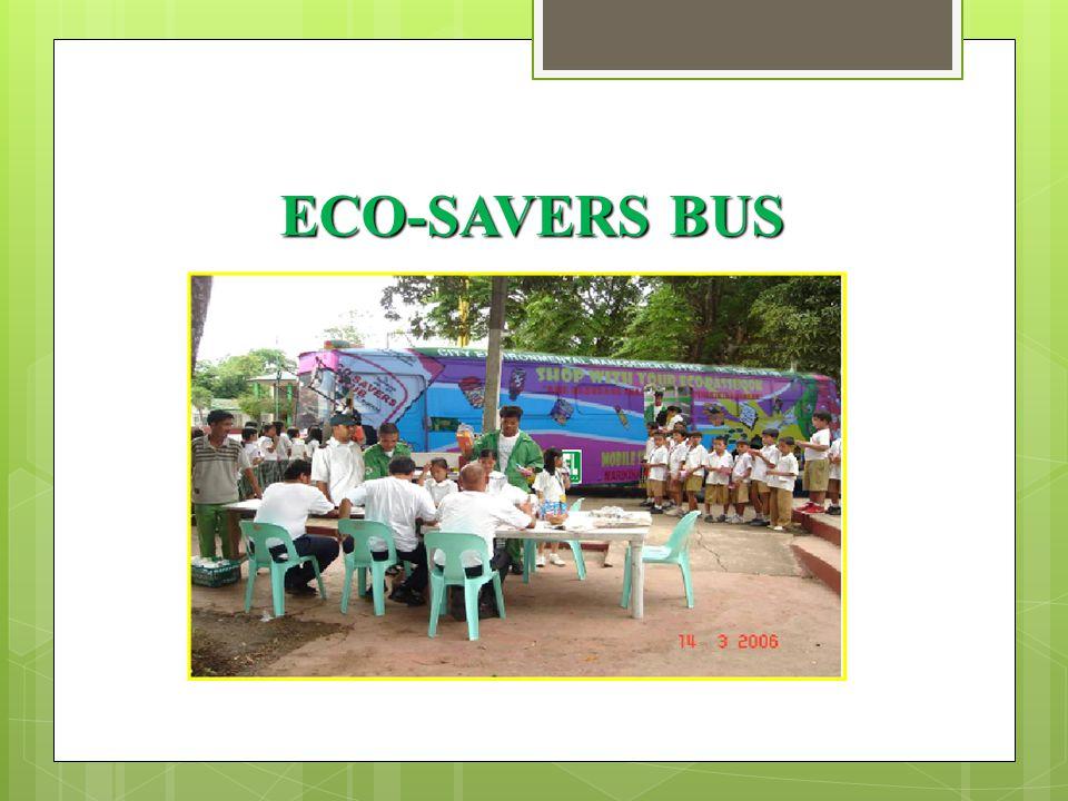 ECO-SAVERS BUS