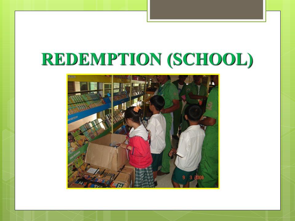 REDEMPTION (SCHOOL)