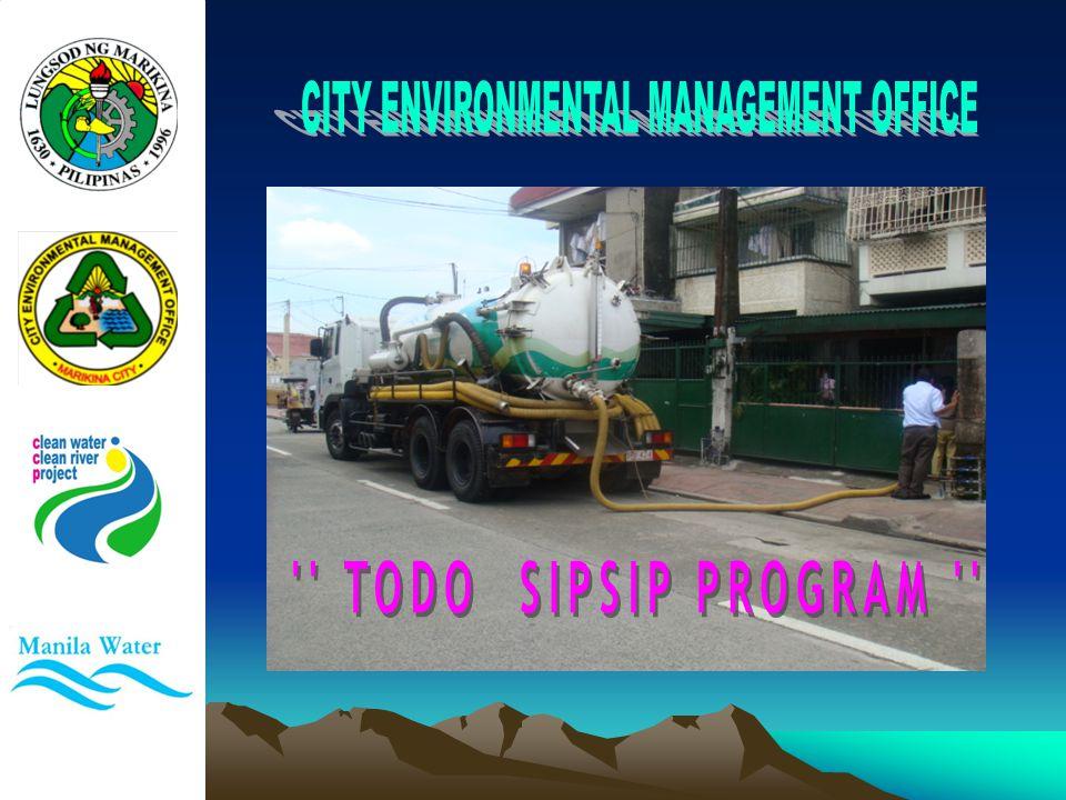 CITY ENVIRONMENTAL MANAGEMENT OFFICE