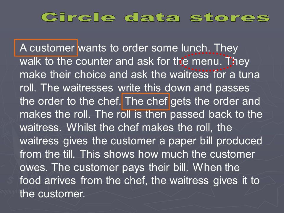 Circle data stores