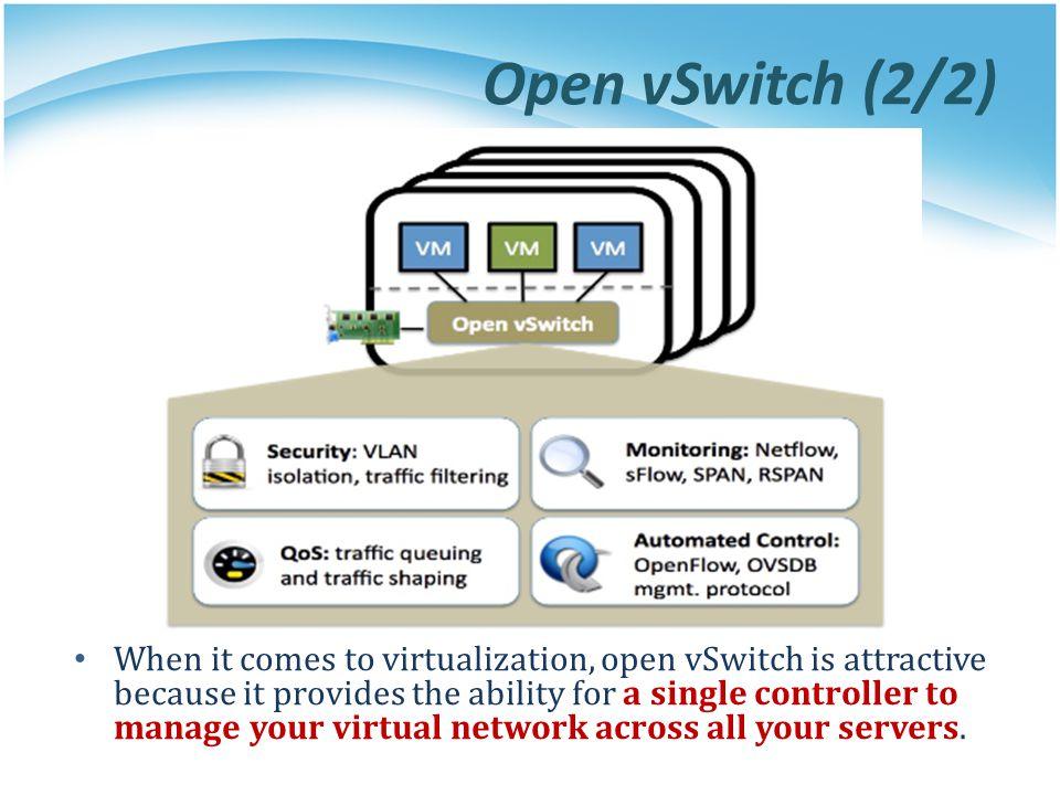 Open vSwitch (2/2)