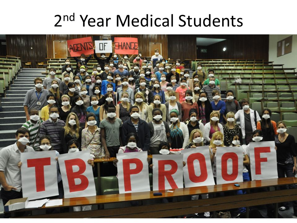 2nd Year Medical Students