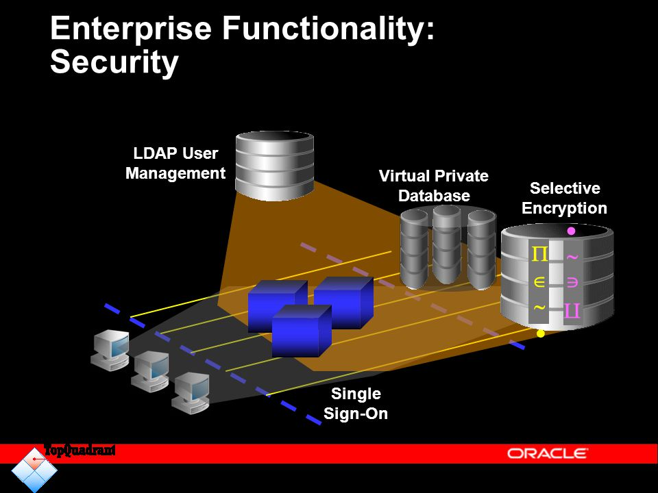 Enterprise Functionality: Security