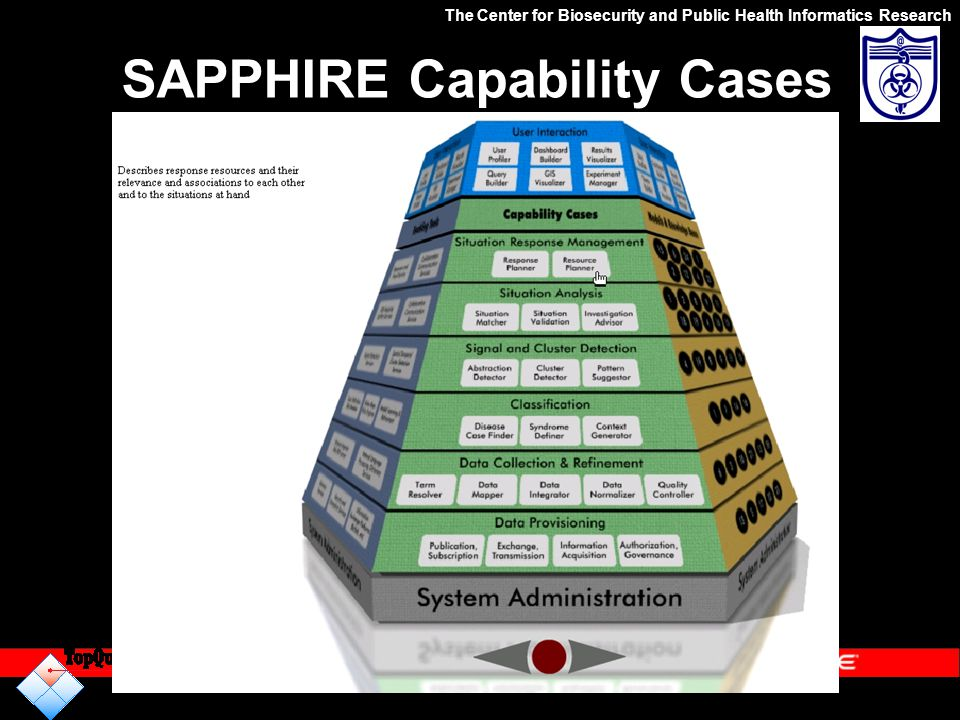 SAPPHIRE Capability Cases