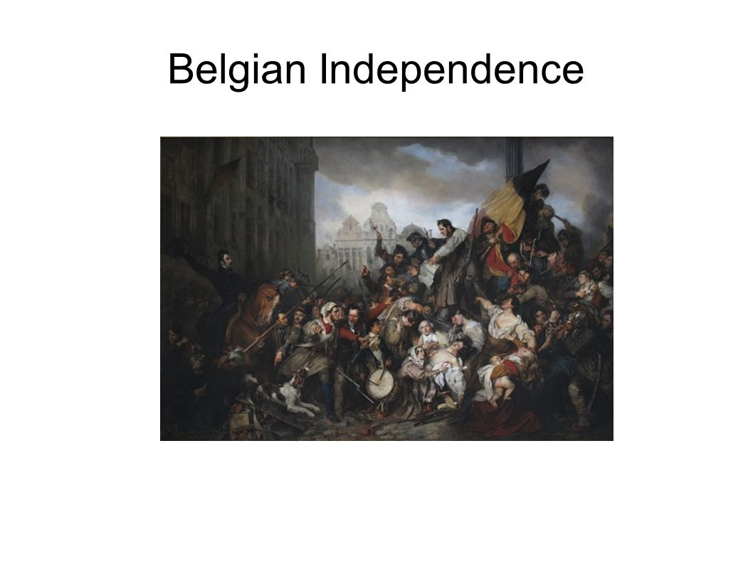 Belgian Independence
