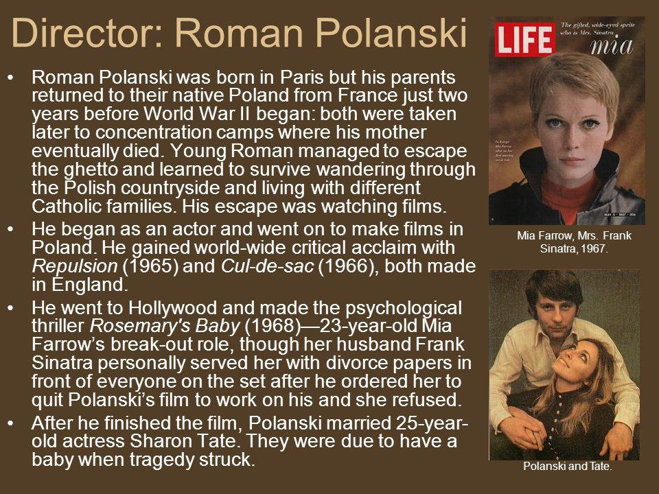 Director: Roman Polanski