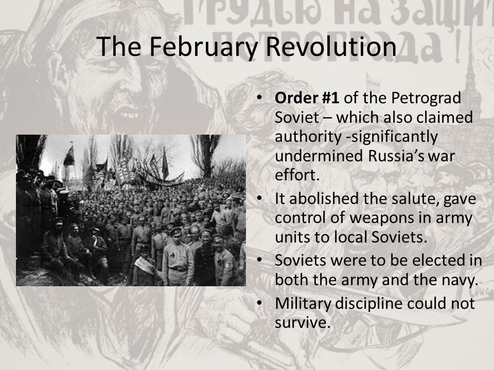 The February Revolution