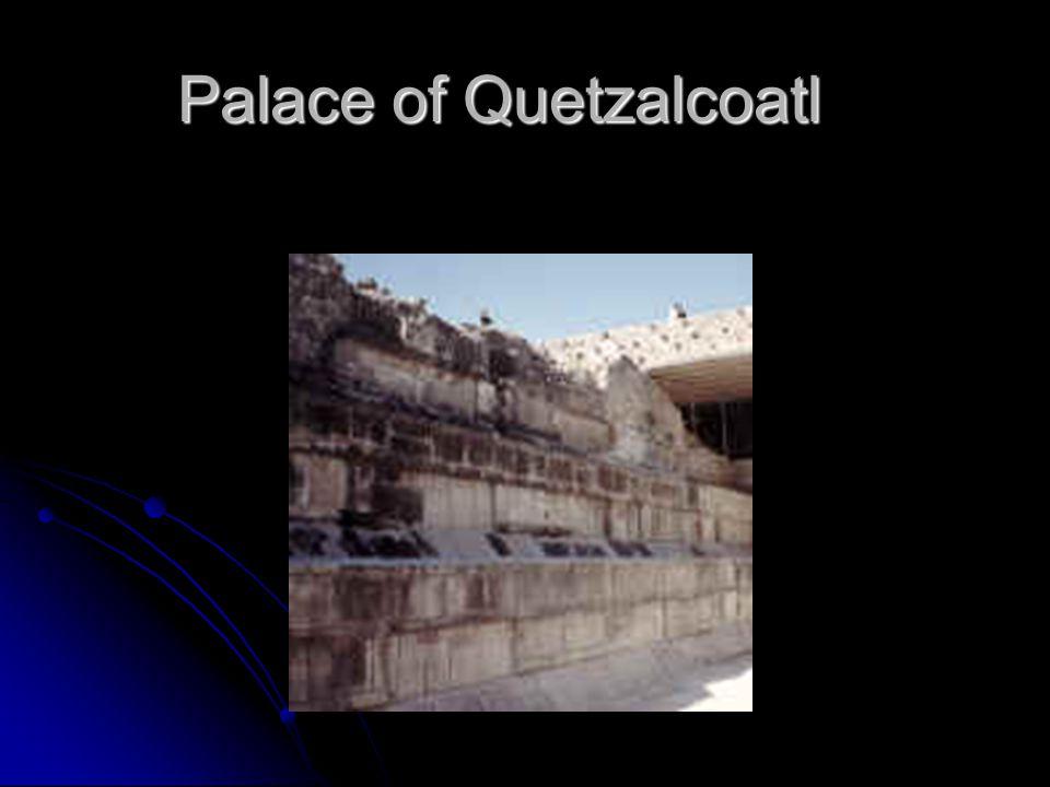 Palace of Quetzalcoatl