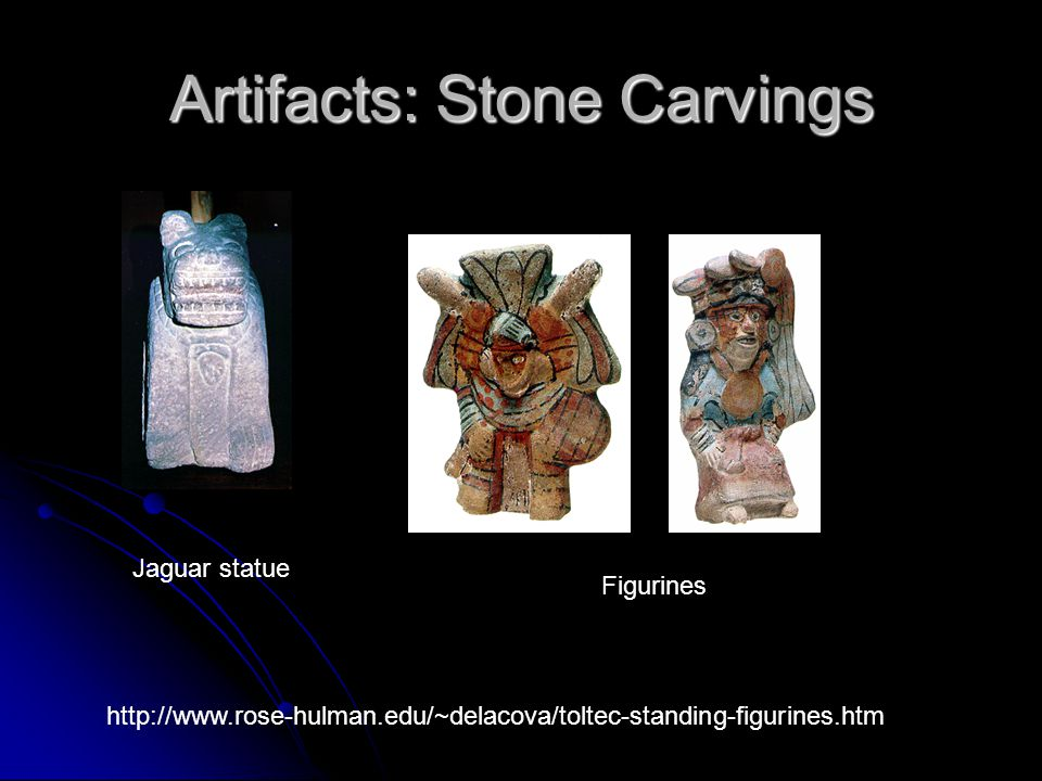 Artifacts: Stone Carvings