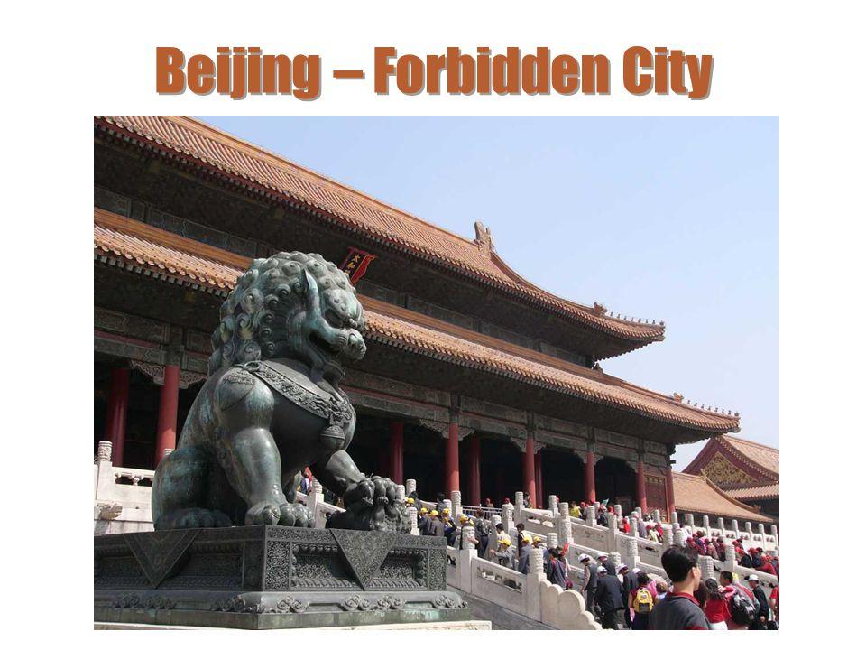 Beijing – Forbidden City