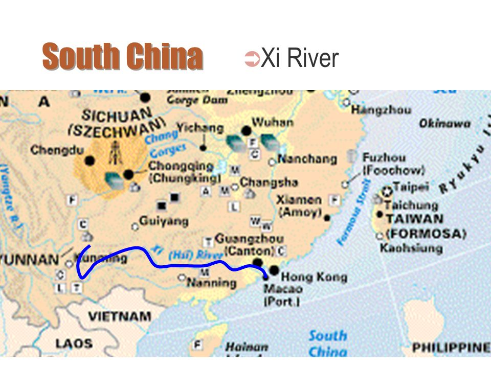 South China Xi River