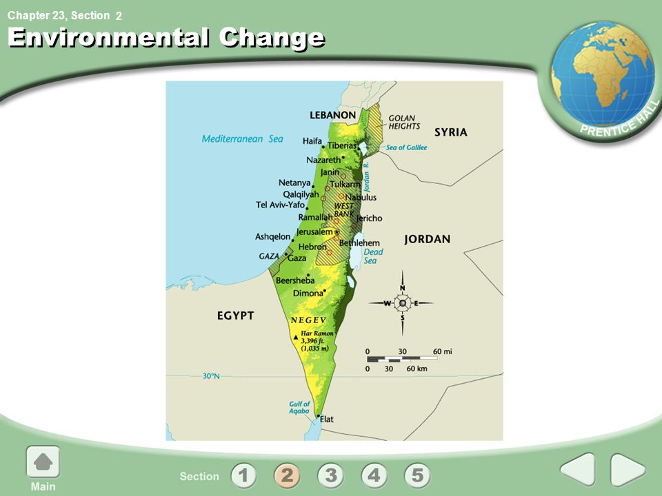 2 Environmental Change