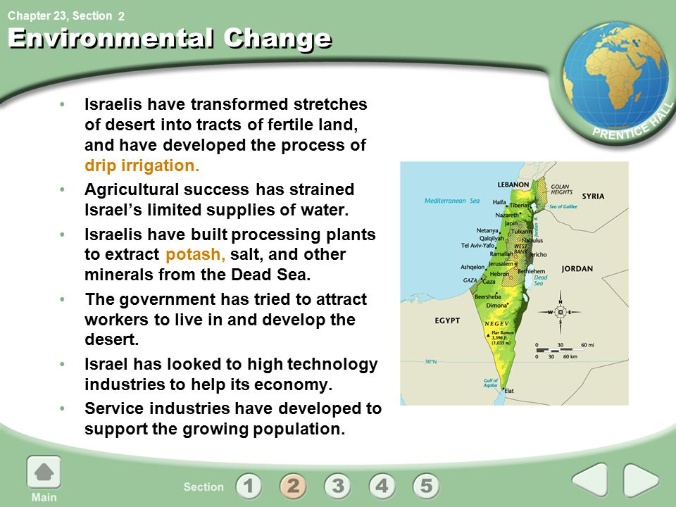 2 Environmental Change.