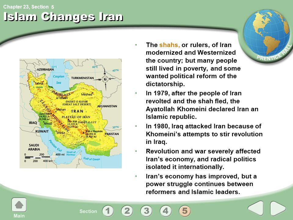 5 Islam Changes Iran.