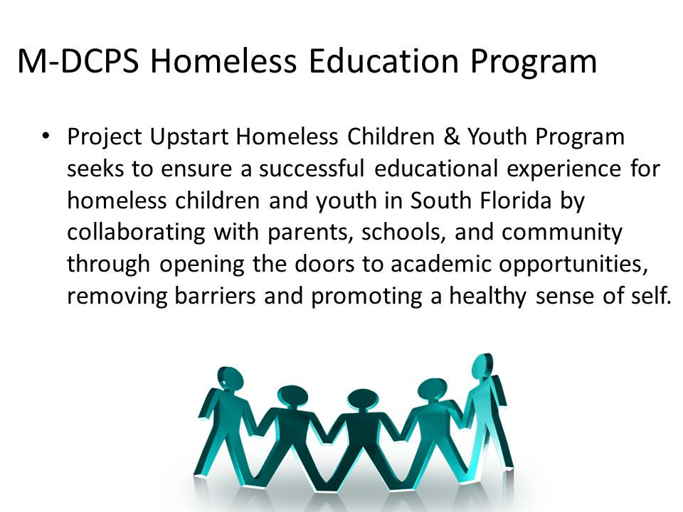 M-DCPS Homeless Education Program