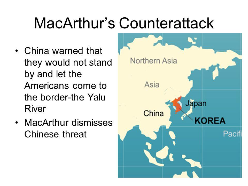 MacArthur's Counterattack
