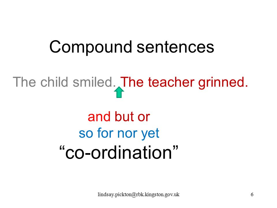 The child smiled. The teacher grinned.