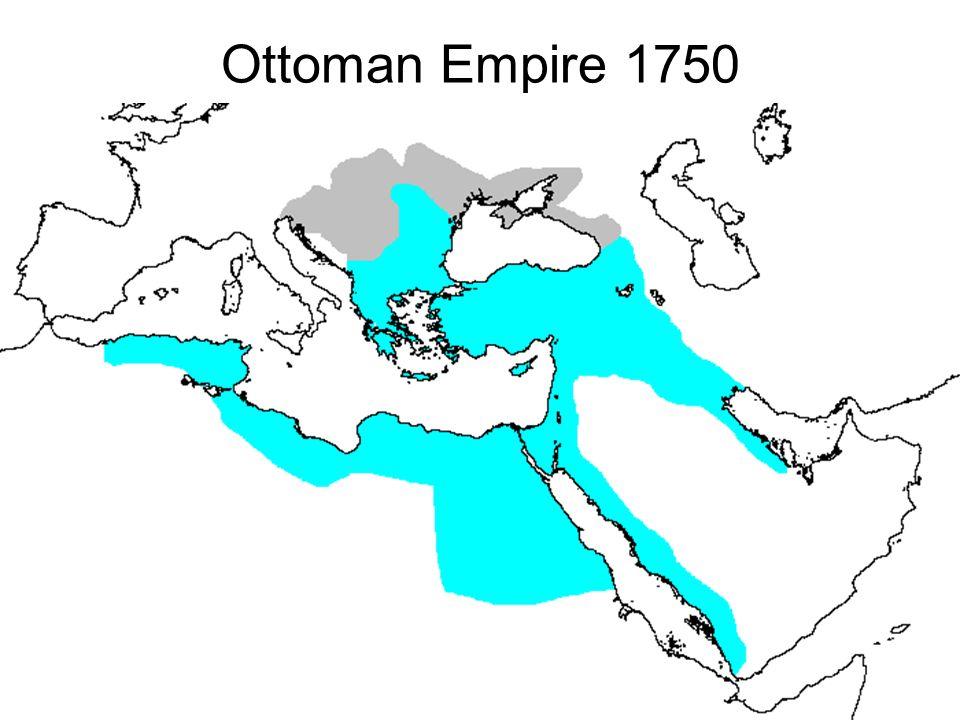 Ottoman Empire 1750