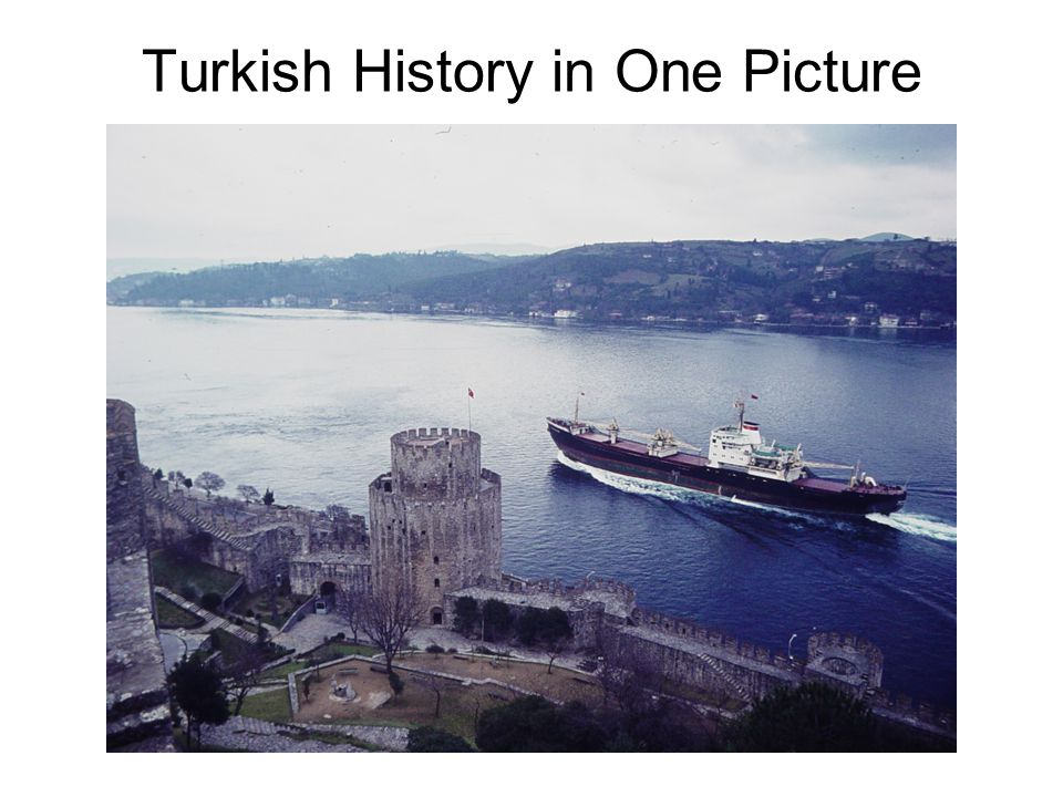 Turkish History in One Picture