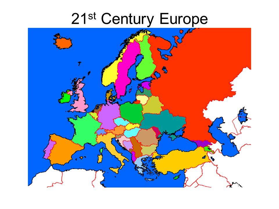 21st Century Europe