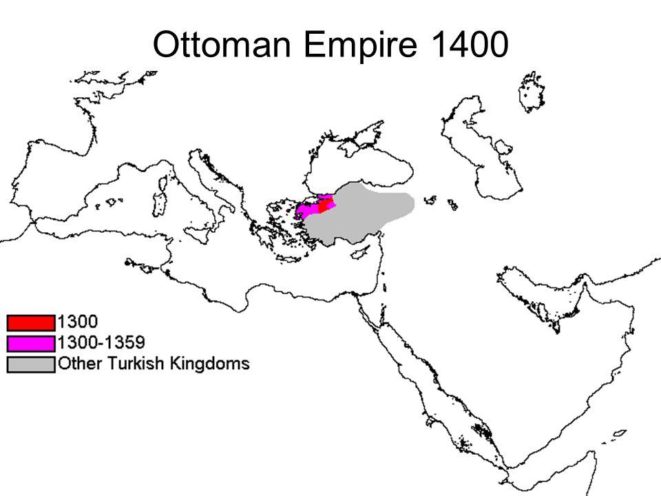 Ottoman Empire 1400