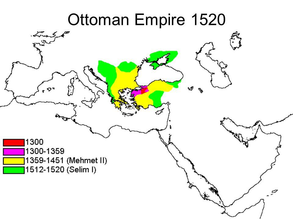 Ottoman Empire 1520