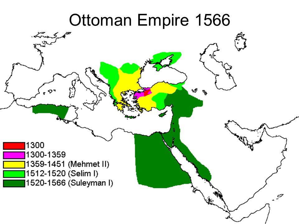 Ottoman Empire 1566