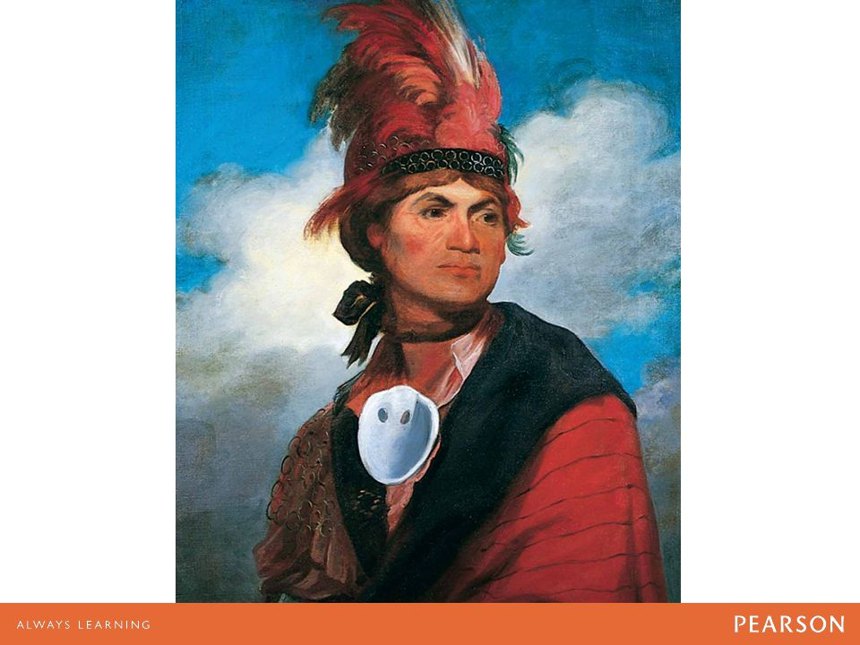 Joseph Brant, the brilliant chief of the Mohawks