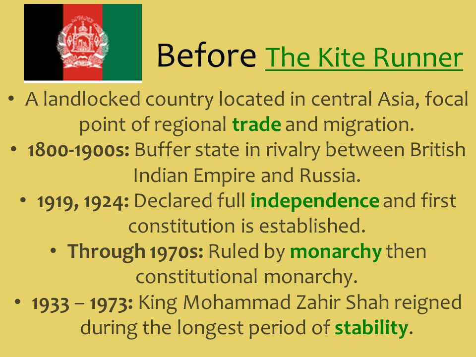 Through 1970s: Ruled by monarchy then constitutional monarchy.