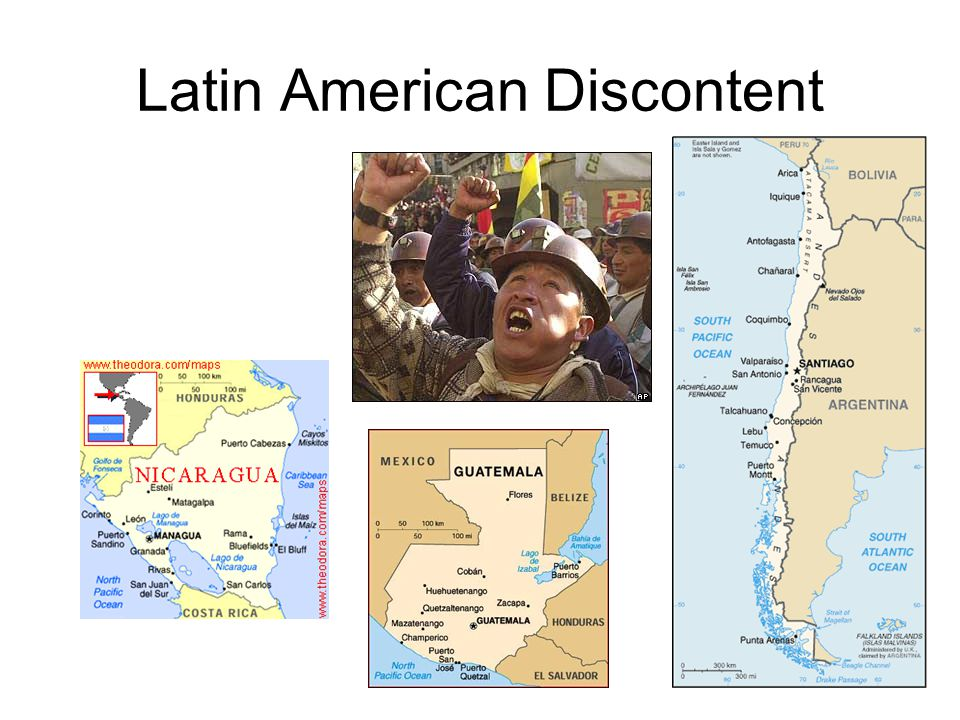 Latin American Discontent