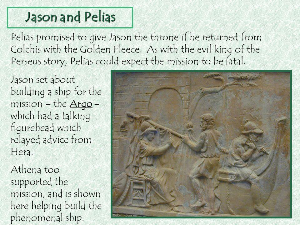 Jason and Pelias