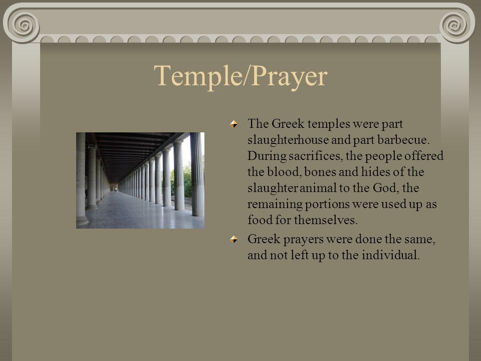 Temple/Prayer