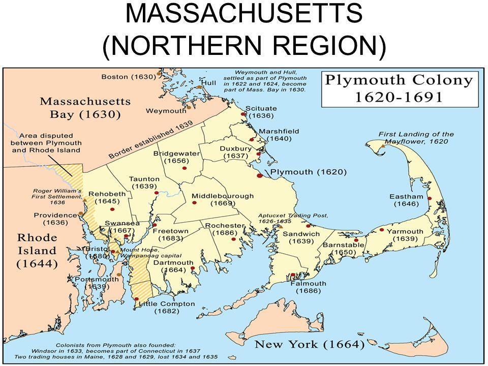 MASSACHUSETTS (NORTHERN REGION)