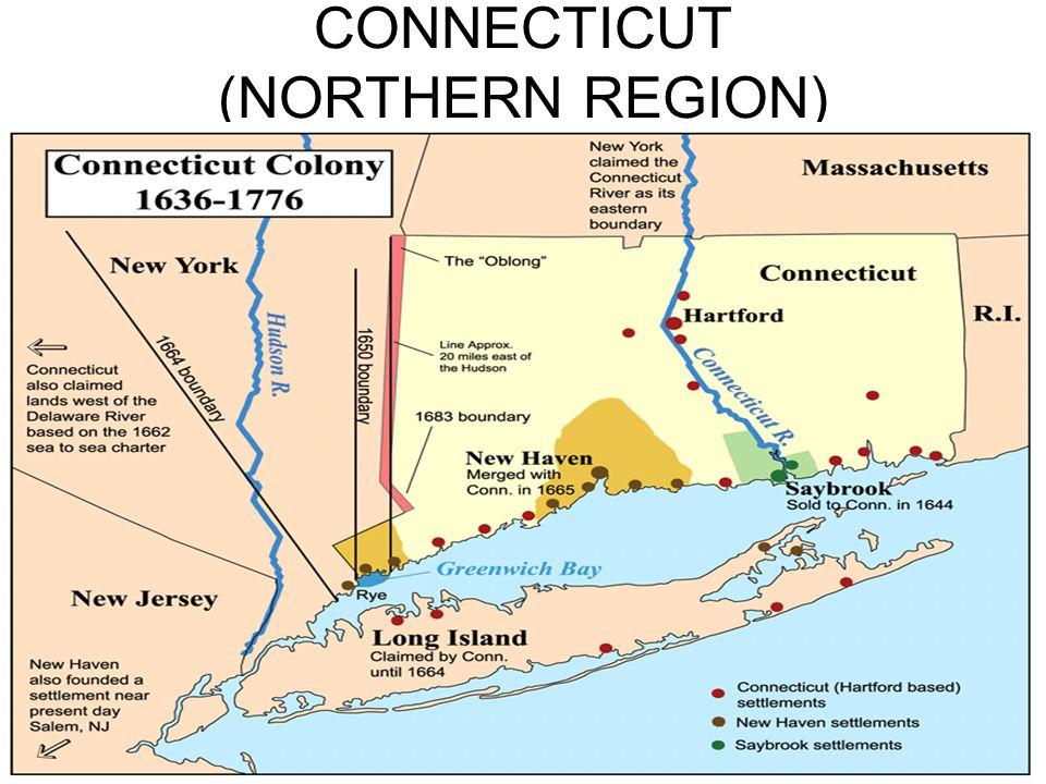 CONNECTICUT (NORTHERN REGION)