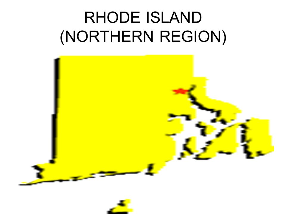 RHODE ISLAND (NORTHERN REGION)