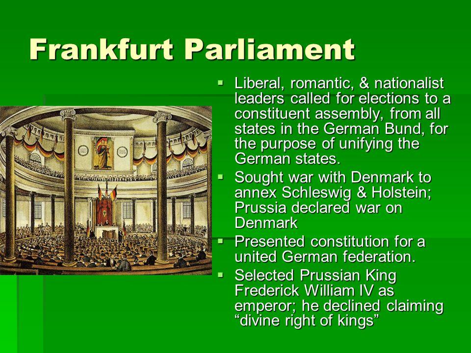 Frankfurt Parliament