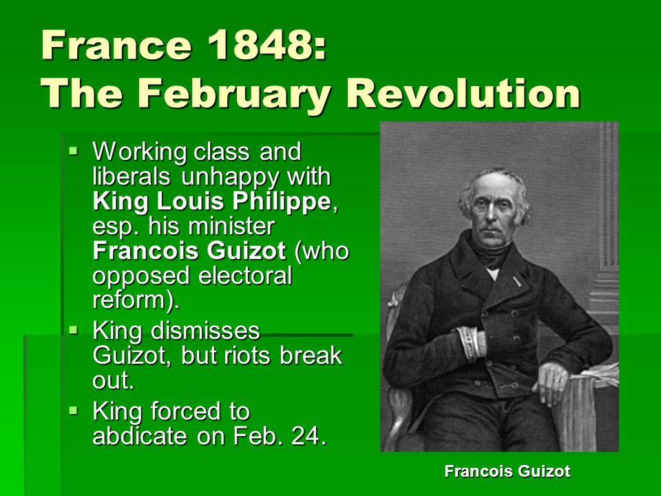 France 1848: The February Revolution