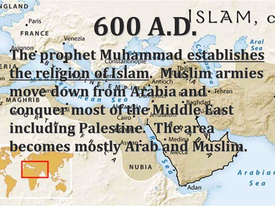 600 A.D.