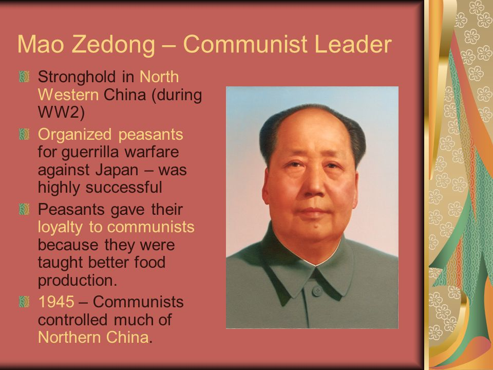Mao Zedong – Communist Leader