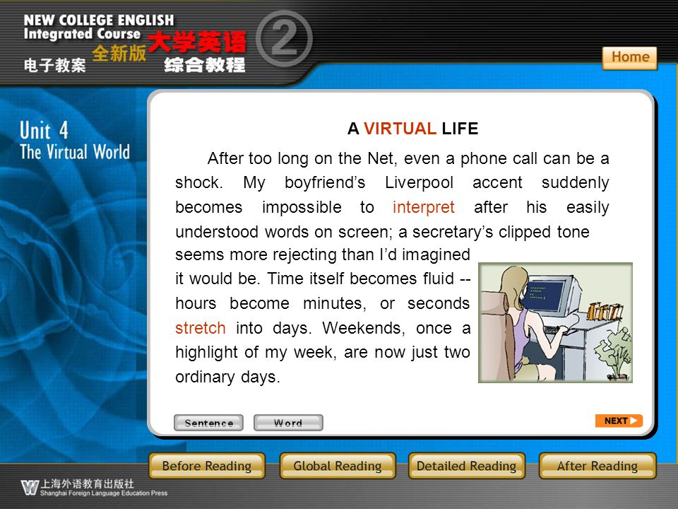 Article1-W A VIRTUAL LIFE